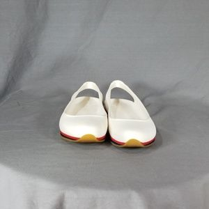 Crocs flat shoes size 6